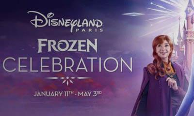 Win a Spectacular Frozen Celebration Weekend