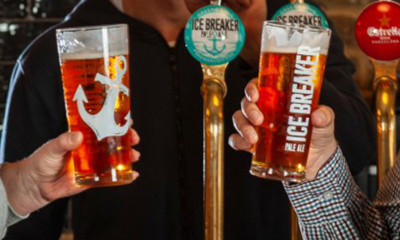 Free Pint of Greene King Ice Breaker