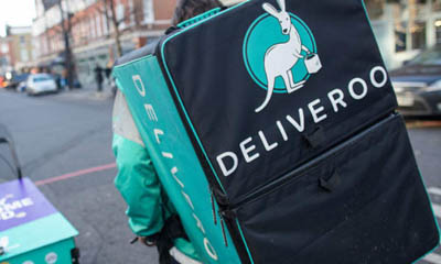 Free £40 Deliveroo Vouchers