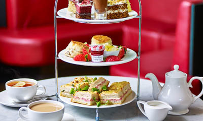 Free Afternoon Tea at Cafe Rouge
