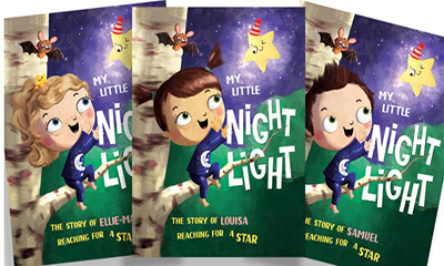 Free Bed Time Storybook (Worth £12.99)