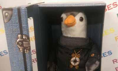 Free Wilbur Penguin Toys