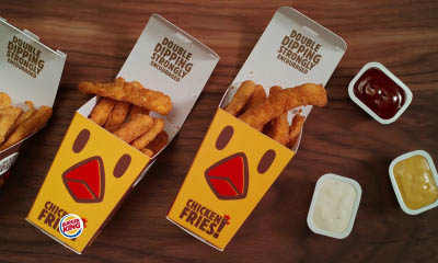 Free Burger King Chicken Fries
