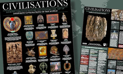Free Civilisations Wall Poster