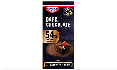 Free Dr. Oetker Chocolate Bar
