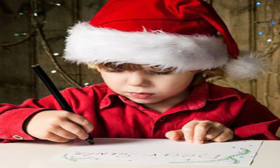 Free Father Christmas Letter