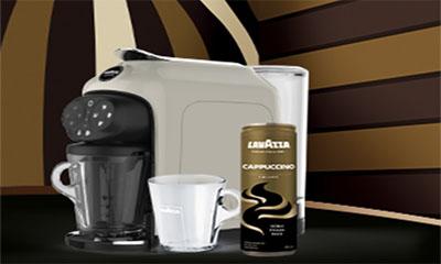 Free Lavazza Coffee Machine – Worth £199