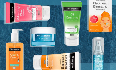 Free Neutrogena Bundle (worth over £50)