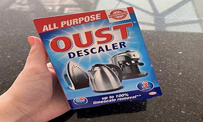 Free Oust Limescale Descaler