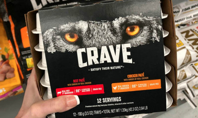 Free Pet Food from Crave (Full-Size)