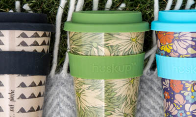 Free Reusable Coffee Cups