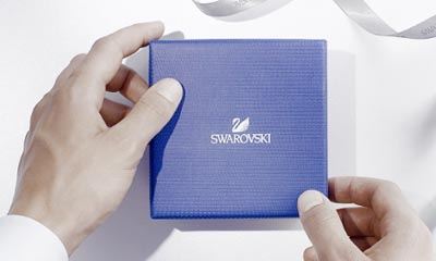 Free Swarovski Birthday Gift