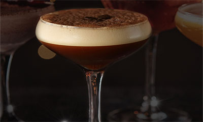 Free Winter Espresso Martini