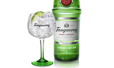 Win 6 Bottles of Tanqueray Dry Gin