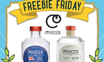 Win Two Bottles of Conker Gin