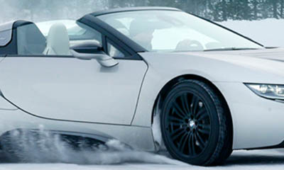 Win a BMW Winter Driving Experience