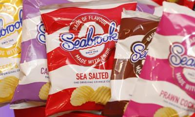 Win a Box of Seabrooks Crisps
