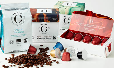 Win a Year's Supply of CRU Kafe Organic Coffee