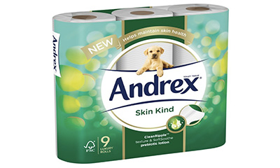 Free £1 Andrex Coupon