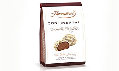Free Bag of Thorntons Chocolates