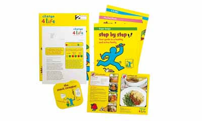 Free Change4Life Snack Pack