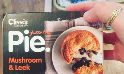 Free Clive's Pies Hampers
