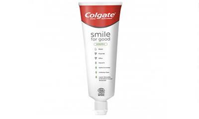 Free Colgate Toothpaste