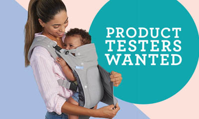 Free Infantino Baby Carrier