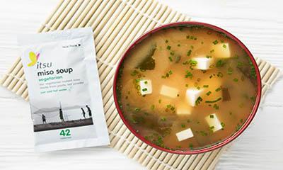 Free Itsu Miso Soup