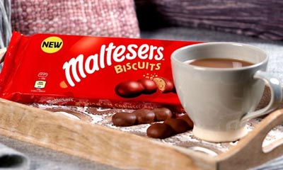 Free Malteaser Biscuits