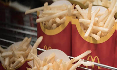Free Mcdonald's Fries