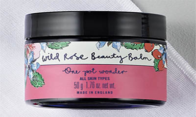 Free Neals Yard Wild Rose Beauty Balm