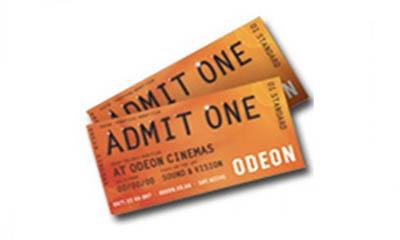 Free Odeon Cinema Ticket