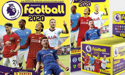 Free Official Premier League Sticker Album