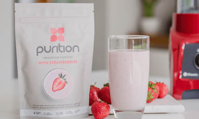Free Puriton Nutritional Smoothies