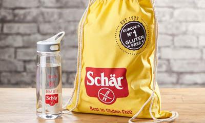 Free Schar Water Bottles