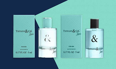 Free Tiffany & Love Him & Her Perfume