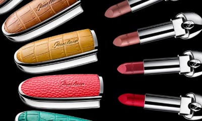 Win a Set of 15 Guerlain Rouge G Lipsticks