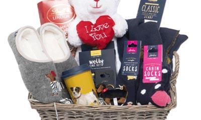 Win a Valentine's Day Joules Hamper