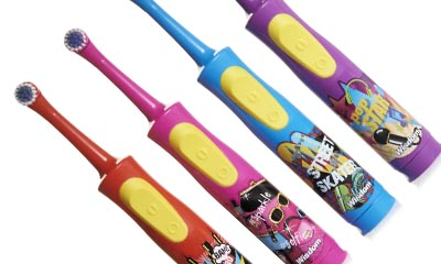 Free Children's Electric Toothbrushes