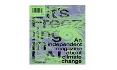 Free Climate Magazine (Worth £7)