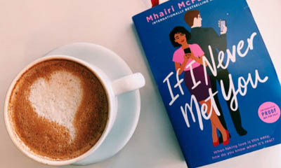 Free Copy of 'If I Never Met You'