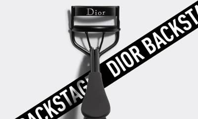 Free Dior Backstage Eyelash Curlers