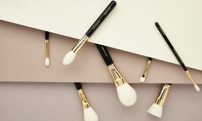 Free Kit Stars Makeup Brush Kits