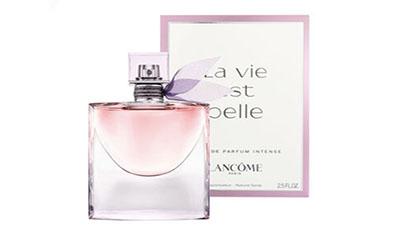 Free Lancome Perfume