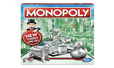 Free Monopoly Board Game