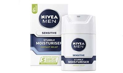 Free Nivea Men's Moisturiser