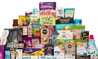 Free Product of the Year Hampers
