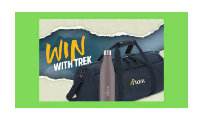 Win 1 of 10 Trek Sports Bags